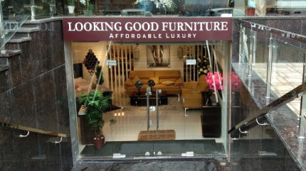 Looking Good Furniture hyerabad showroom