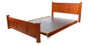 double bed - beds without storage - Bromus bed | Looking Good Furniture