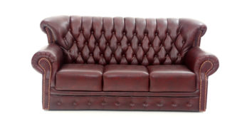 Leatherette sofas - Barrio Sofa 3 seater | Looking Good Furniture