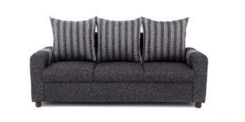 fabric sofa sets - chlories Sofa 3 Seater | Looking Good Funiture