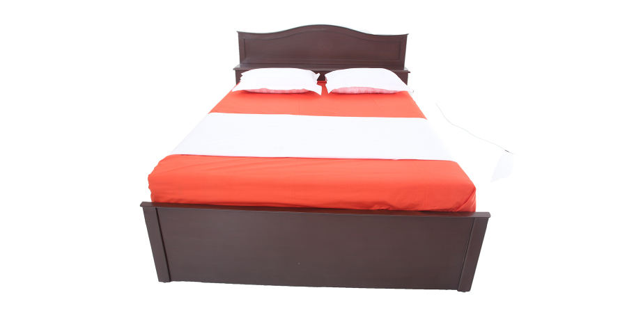 double bed - beds with storage - Chora Head Storage Bed   Looking Good Furniture