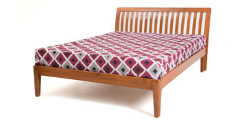 double bed - beds without storage - Conium Strip bed | Looking Good Furniture