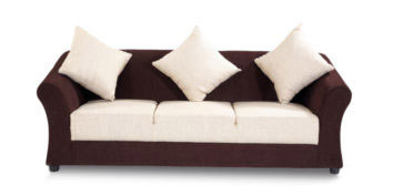 Fabric sofa sets - Croton Sofa 3 Seater | Looking Good Furniture