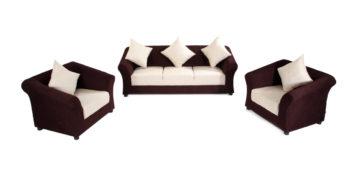 Fabric sofa sets - Croton Sofa set 3+1+1 | Looking Good Furniture