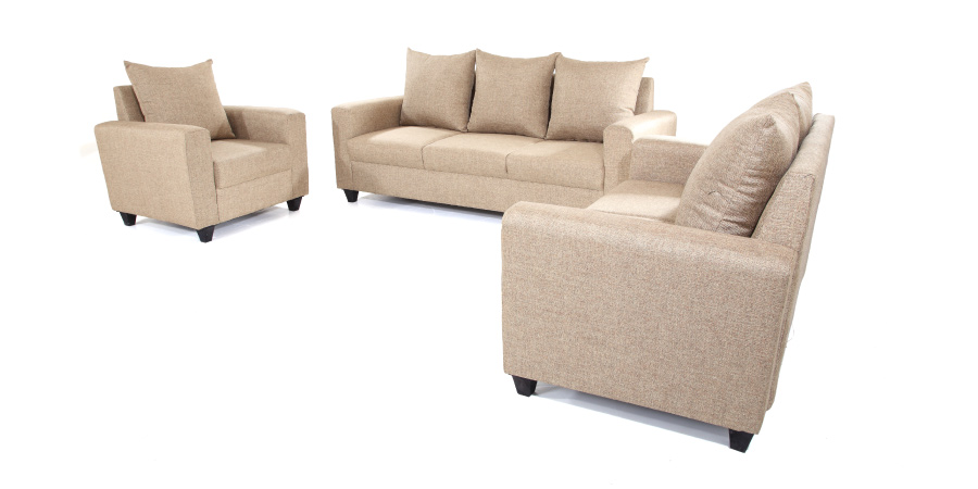 Fabric sofa sets - Foshan Sofa Set 3+2+1 | Looking Good Furniture