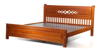 double bed - beds without storage - Hordeum bed | Looking Good Furniture