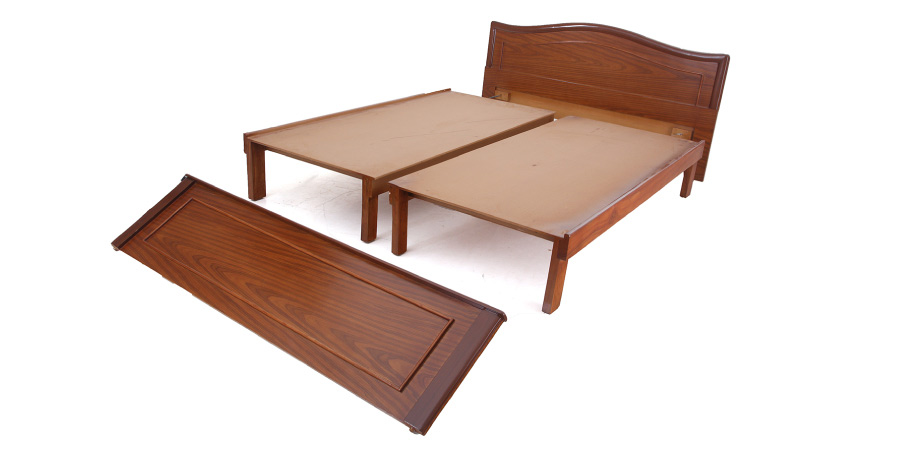double bed - beds without storage - Indrani bed | Looking Good Furniture