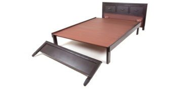 double bed - beds without storage - Kaleo bed | Looking Good Furniture