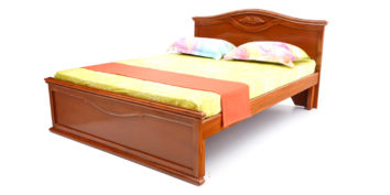 double bed - beds without storage - Luana bed | Looking Good Furniture