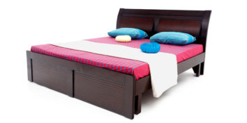 double bed - beds without storage - Matty bed | Looking Good Furniture