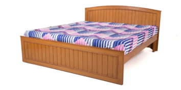 double bed - beds without storage - Odine bed | Looking Good Furniture