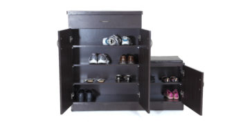 Shoe Racks - Panjandrum Shoe Rack - | Looking Good Furniture