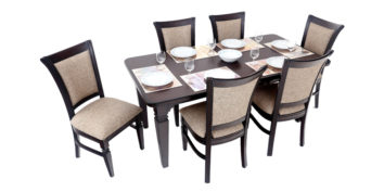 6 seater dining sets - Plios 6 seater Dining | Looking Good Furniture