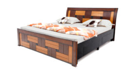 double bed - beds with storage - Rado Bed | Looking Good Furniture