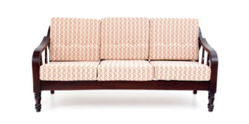 Wooden Sofa - Rumex Sofa 3 seater | Looking Good Furniture