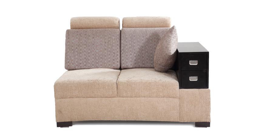 L Shape Sofa Salsola 2 Seater Looking Good Furniture