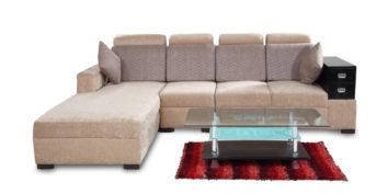L Shape Sofa - Salsola Sofa | Looking Good Furniture
