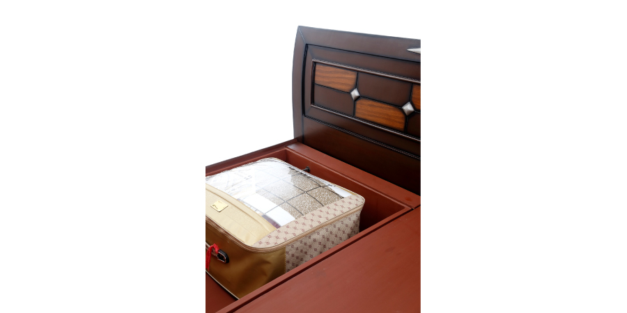 double bed - beds with storage - Sieena Bed | Looking Good Furniture