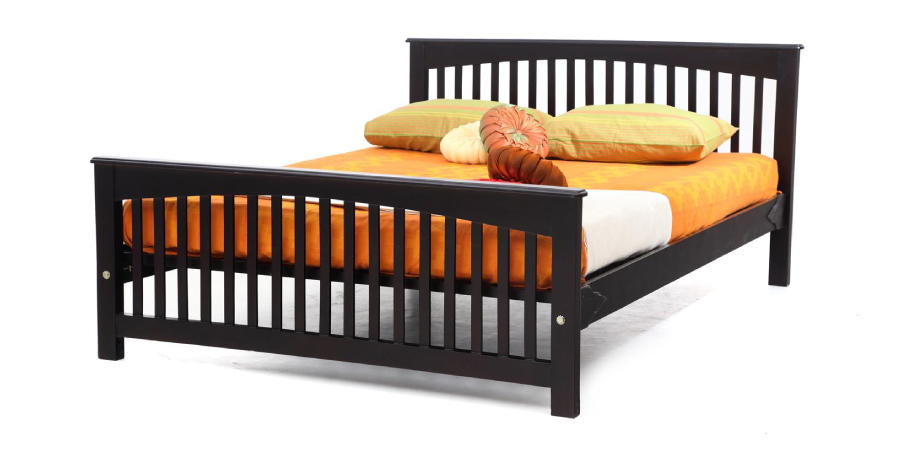 double bed - beds without storage - Spartina bed | Looking Good Furniture