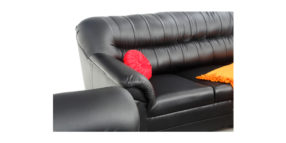 Leatherette sofas - Acchillea Sofa | Looking Good Furniture