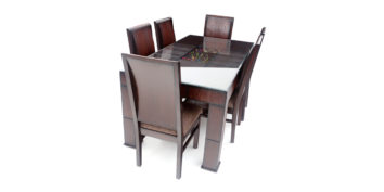 6 seater dining sets - Fendi 6 seater Dining | Looking Good Furniture