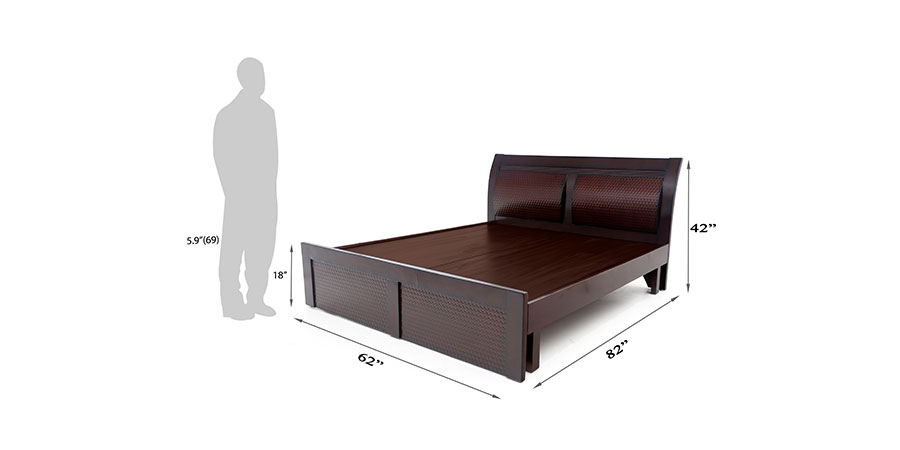 Beds - beds without storage - Matty bed | Looking Good Furniture