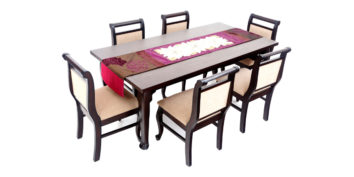 6 seater dining sets - S Design 6 seater Dining | Looking Good Furniture
