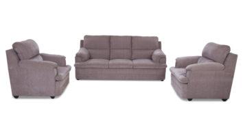 Fabric sofa sets - Alpinia Sofa 3 +1+1 | Looking Good Furniture