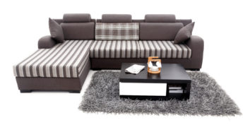 L Shape Sofa - Adgar Sofa | Looking Good Furniture