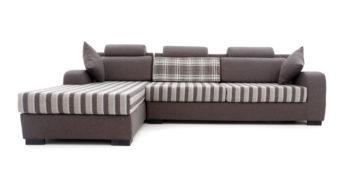 L Shape Sofa - Adgar Sofa | Looking Good Furniture