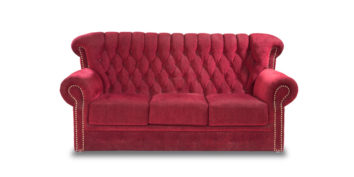 Fabric sofa sets - Bougain sofa 3 Seater | Looking Good Furniture