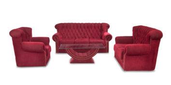 Fabric sofa sets - Bougain sofa Set 3+2+1| Looking Good Furniture