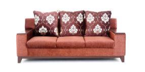 Fabric sofa Sets - Boutique Sofa 3 Seater | Looking Good Furniture