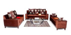 Fabric sofa Sets - Boutique Sofa Set 3+2+D | Looking Good Furniture