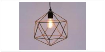 Decor - Lighting - Hanging Lamps - Diamond hanging | Looking Good Furniture