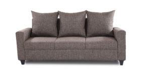 Fabric sofa sets - Keiko sofa 3 Seater   Looking Good Furniture
