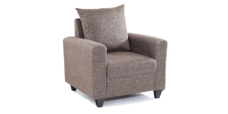 Fabric sofa sets - Keiko sofa 1 Seater   Looking Good Furniture