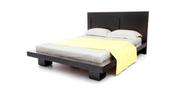 double bed - Platform beds - Wenge Platform bed | Looking Good Furniture