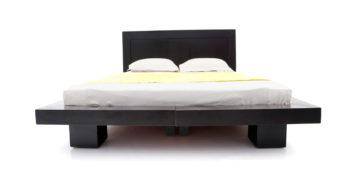 double bed - Platform beds - Wenge Platform bed | Looking Good Furniture