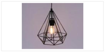 Decor - Lighting - Hanging Lamps - brown hanging | Looking Good Furniture
