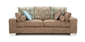 Fabric sofa sets - Cajanus Sofa 3 Seater | Looking Good Furniture