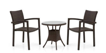 Balcony and Outdoor - Balcony Sets - Danum Calabah Patio Set| Looking Good Furniture