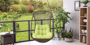 Balcony and Outdoor - Swing Chair | Looking Good Furniture