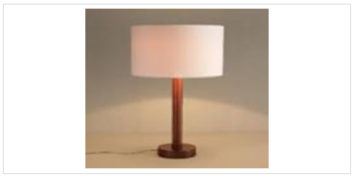 Decor - Lighting - Table Lamps - Table lamp plain | Looking Good Furniture