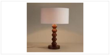Decor - Lighting - Table Lamps - Table lamp round | Looking Good Furniture