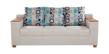 Fabric sofa sets - Acacia Sofa 3 Seater | Looking Good Furniture