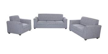 Fabric sofa sets - Ajuga Sofa Set 3+2+1 | Looking Good Furniture