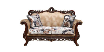 carving sofa - Ankara Sofa 2 seater | Looking Good Furniture