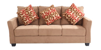 Fabric sofa sets - Atriplex Sofa 3 Seater | Looking Good Furniture
