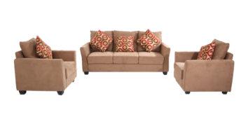 Fabric sofa sets - Atriplex Sofa Set 3+1+1 | Looking Good Furniture